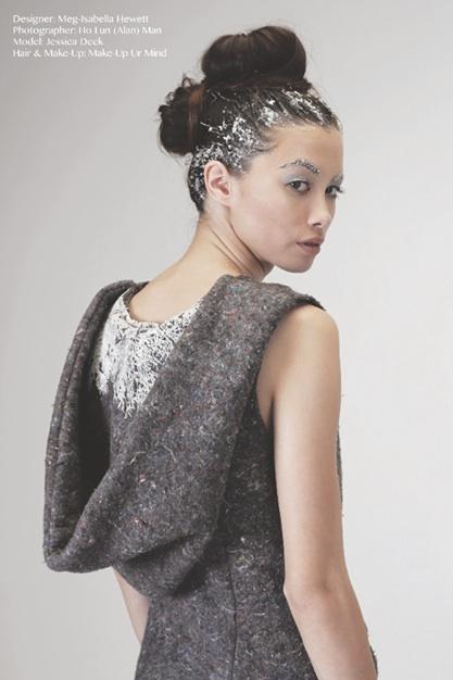 Female model photo shoot of Make-up Ur Mind in ECU Mt Lawley