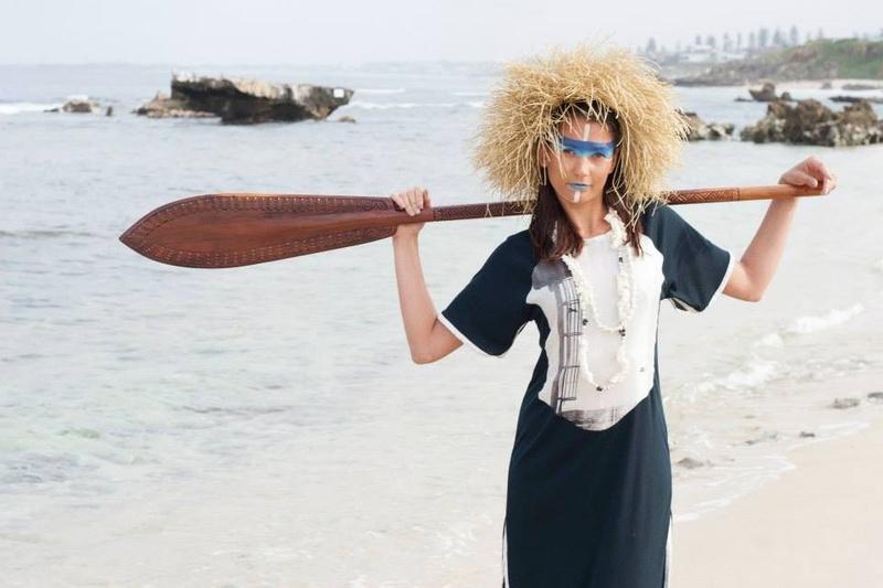 Female model photo shoot of Make-up Ur Mind in Trigg Beach