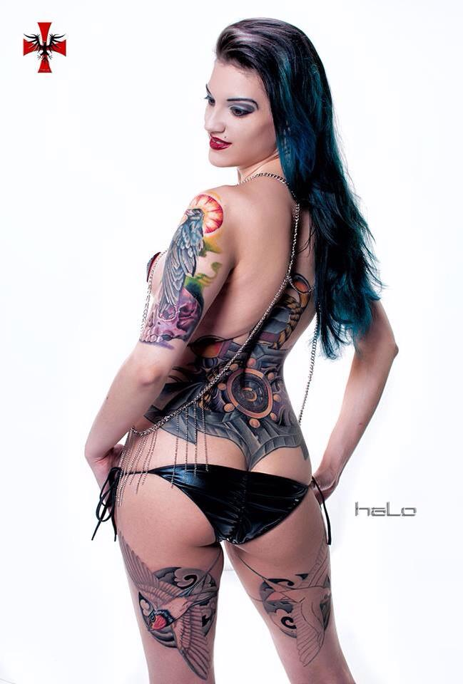 Aug 12, 2014 Shot by Halo Image Engine- Current Look/ Tattoos