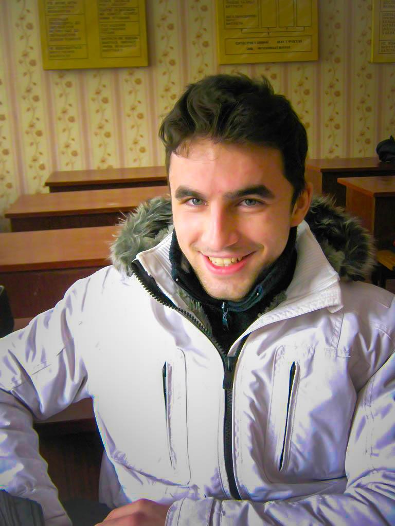 Male model photo shoot of Tourist in Dnipropetrovsk, Ukraine