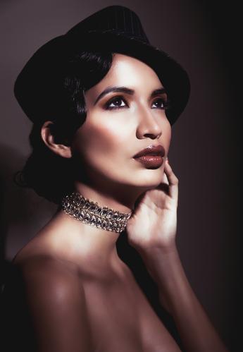 Female model photo shoot of Eli Atuesta