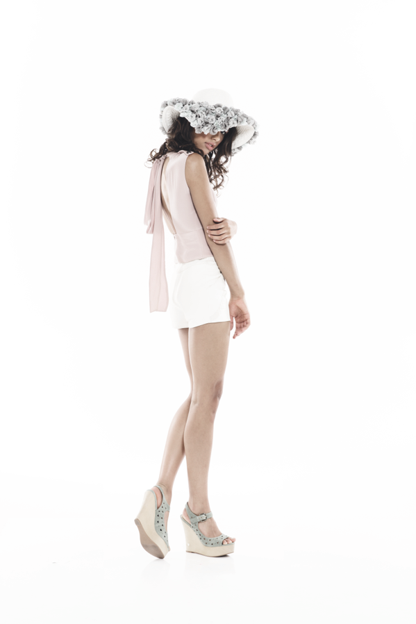 Female model photo shoot of Azabu White