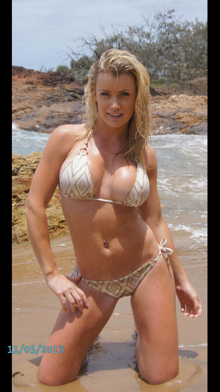 Female model photo shoot of Amber Land in Australia