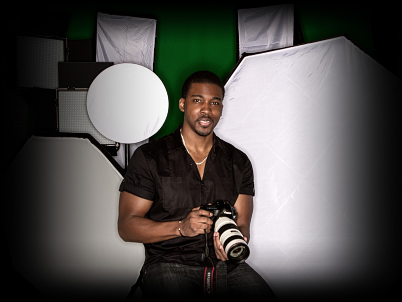 Male model photo shoot of D Powers