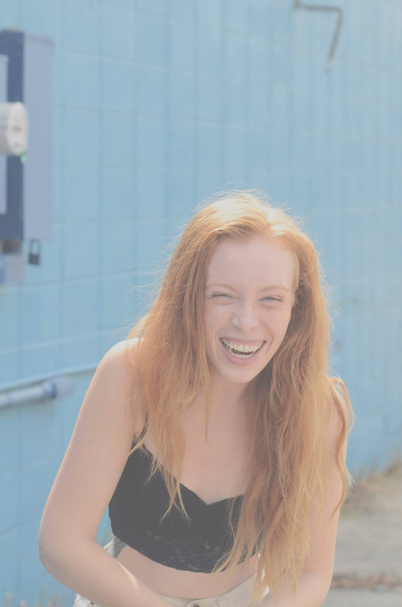 Female model photo shoot of _sarah christine_ by _AVAV_XOXO