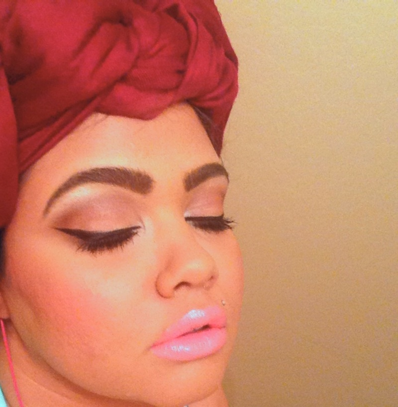 Female model photo shoot of Mizaj_AlMikyaj in USA
