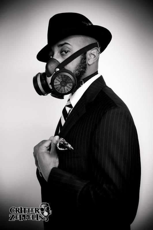 Male model photo shoot of Anthony LaGrange by Critter Zeppelin  in EPO/Zeppelin Studio