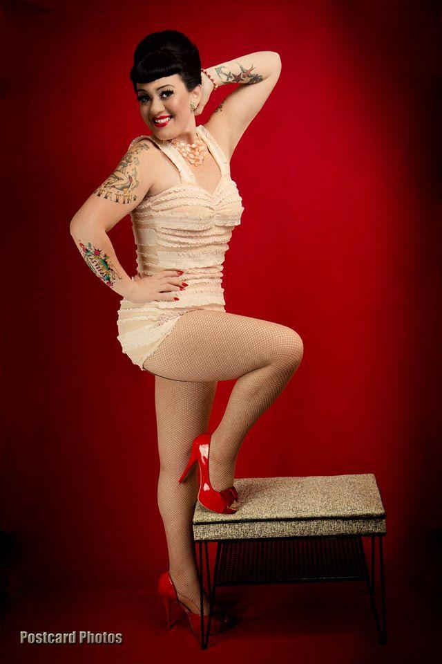 Female model photo shoot of Brenda Lee Pin-Up