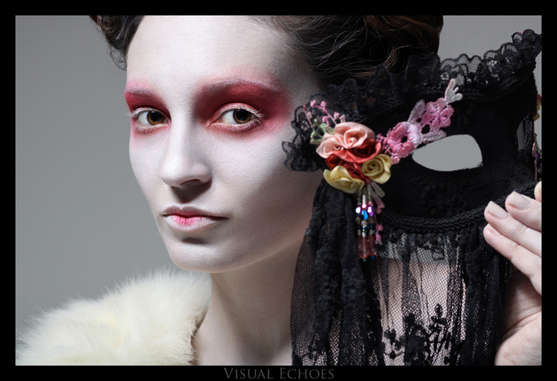 Female model photo shoot of Visual Echoes in Niagara Falls Studio