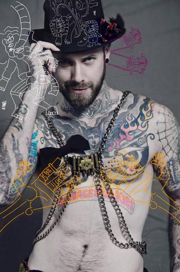 Male model photo shoot of TREVOR WAYNE