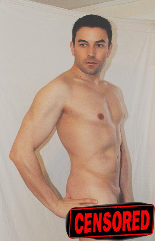 Male model photo shoot of SZSlack