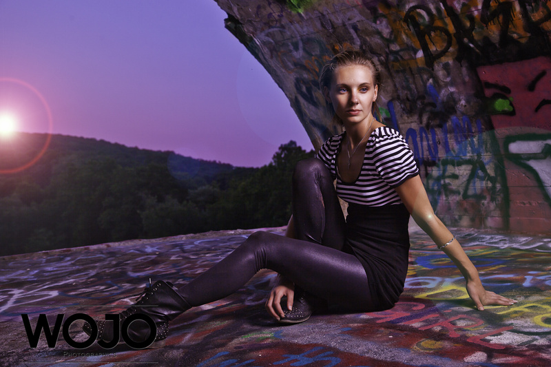 Male model photo shoot of Wojo Photographics