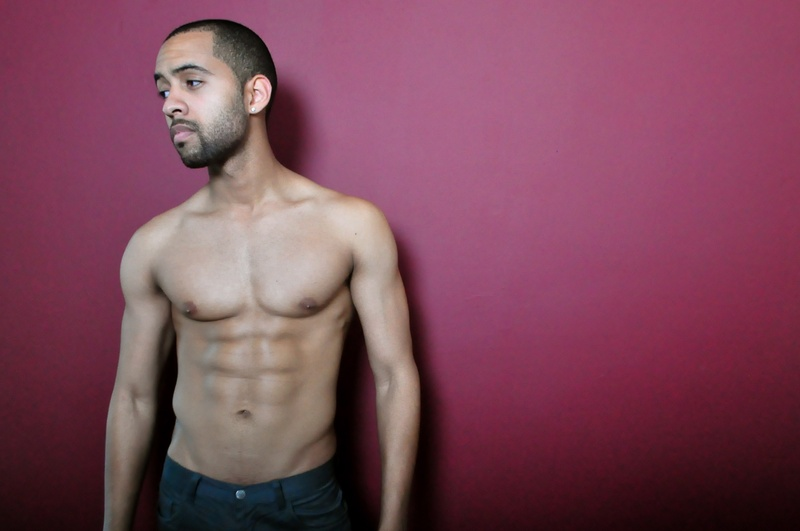 Male model photo shoot of Devon Stewart