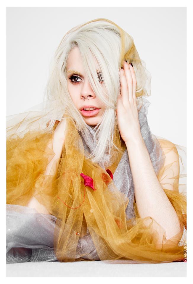 Female model photo shoot of AngelRxo in Brooklyn