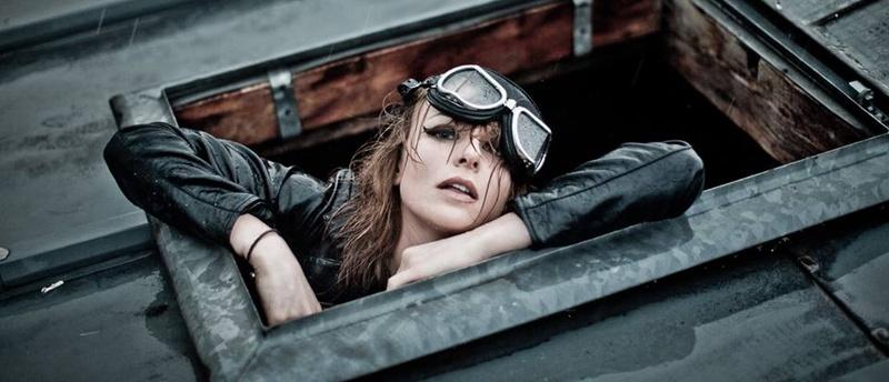 Female model photo shoot of magdalenakorpas