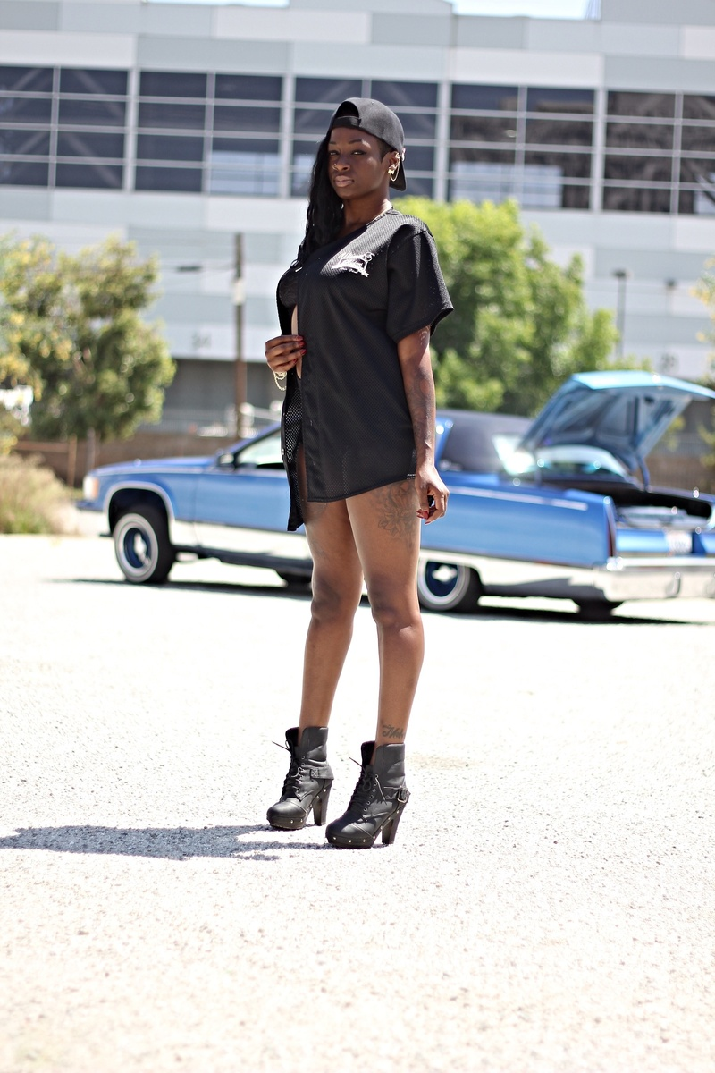 Female model photo shoot of LayLaJaii