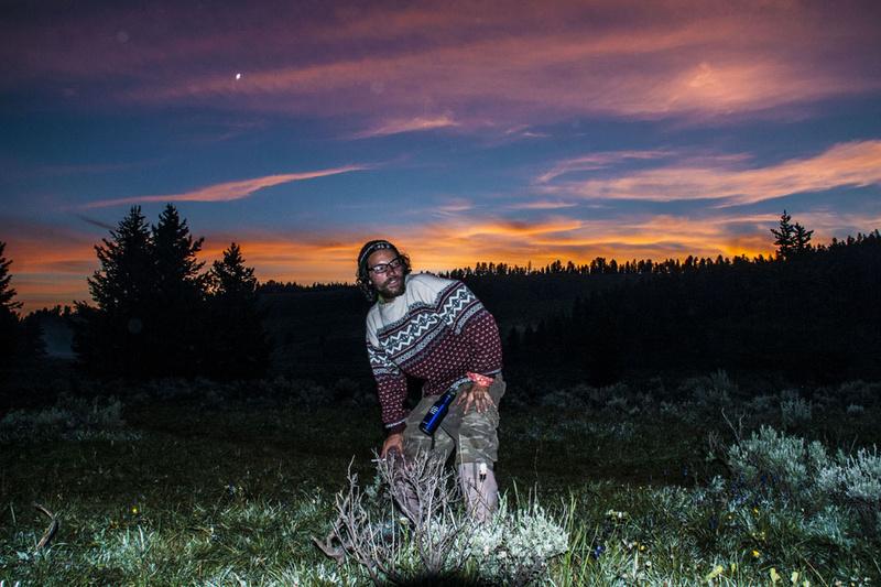 Male model photo shoot of W G Estrella in Montana