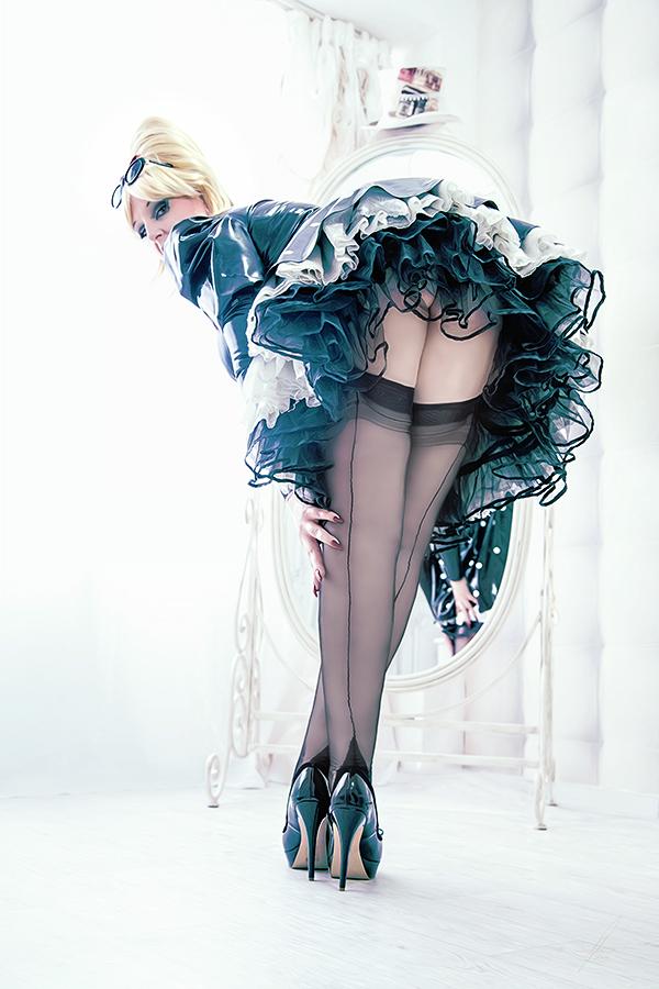 Female model photo shoot of DarkWing-Zero in Germany, Hennef