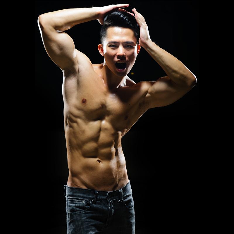Male model photo shoot of Kor Shu Yen