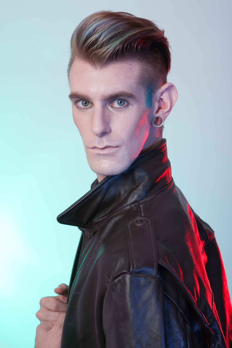 Male model photo shoot of Tyson Lamb