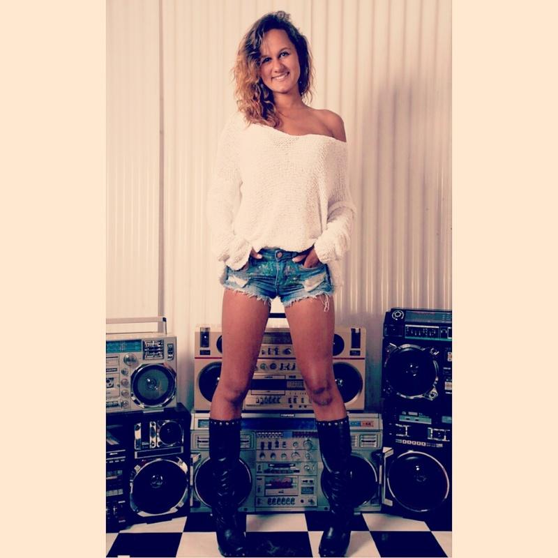 Female model photo shoot of cortney mckown in montague, nj