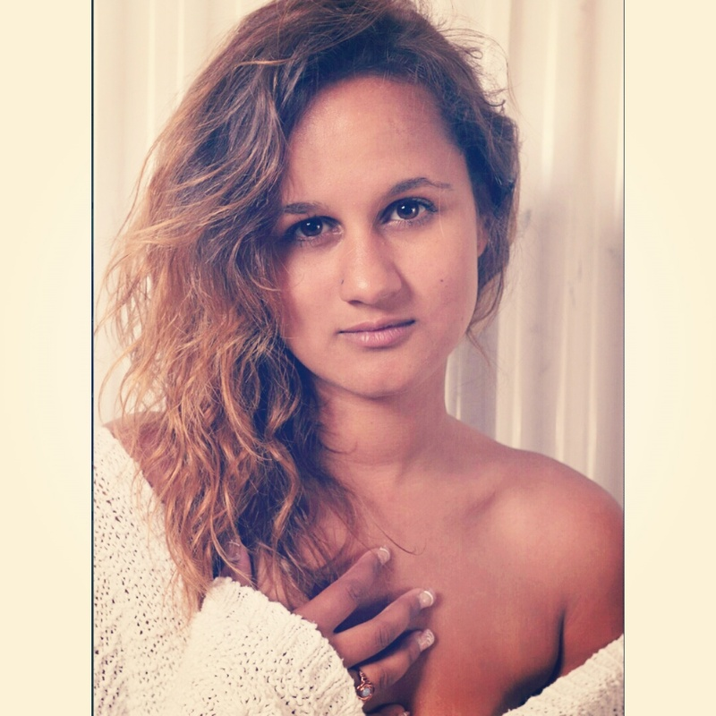 Female model photo shoot of cortney mckown