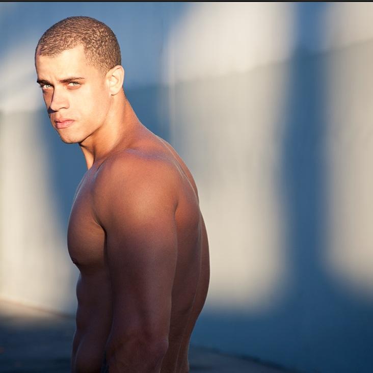 Male model photo shoot of Chris  C Ferris