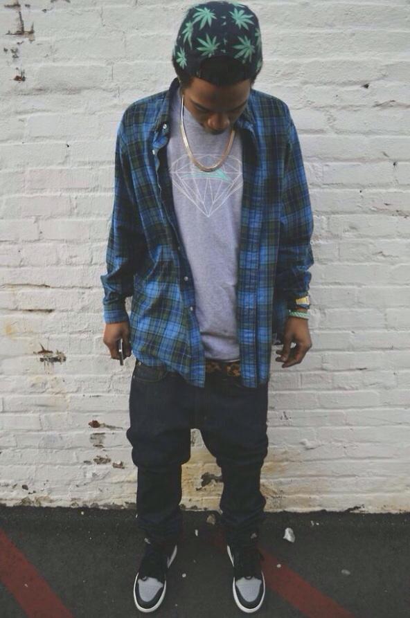 Male model photo shoot of NeimanMaurice
