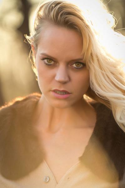 Female model photo shoot of Jillian Kirsten in Fashion In The Ashes