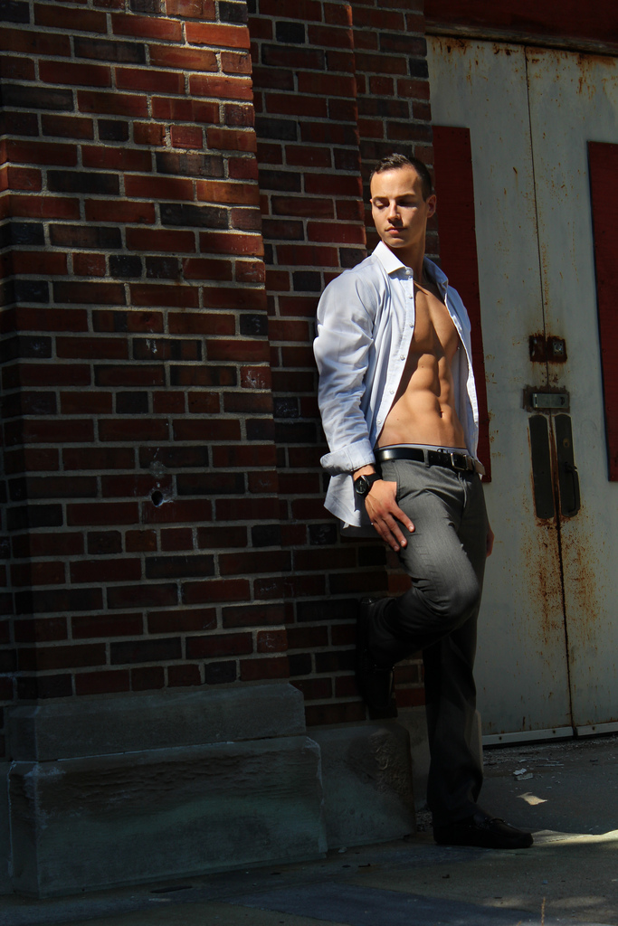 Male model photo shoot of Michael Priest in Long Island, New York