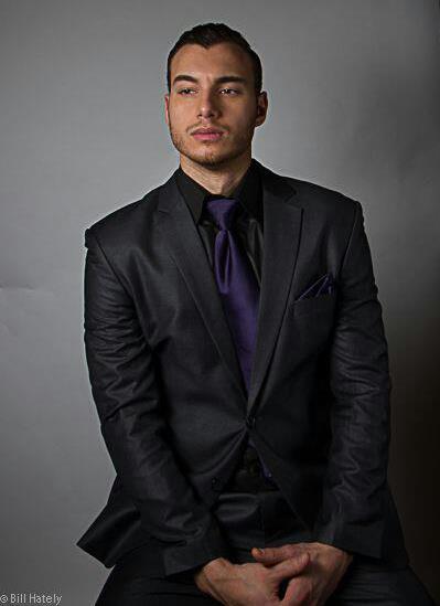 Male model photo shoot of CALEB  I  M FISCHER