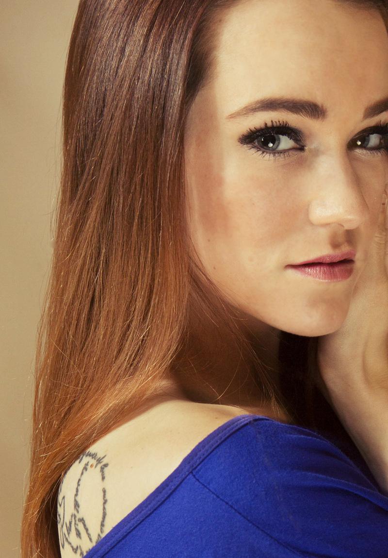 Female model photo shoot of EmilyLucille