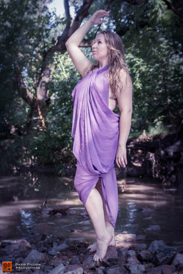 Female model photo shoot of Samantha Evelyn by DavidFillionProductions