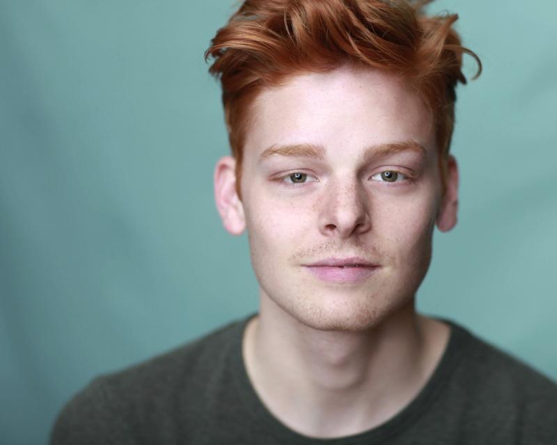 Male model photo shoot of Garrett Richmond