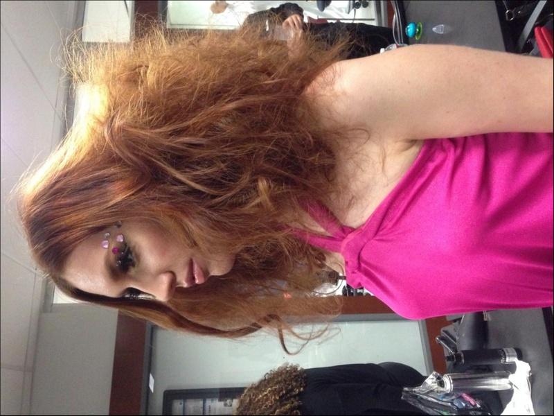 Female model photo shoot of Mizaj_AlMikyaj in Phoenix fashion week
