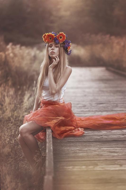 Female model photo shoot of ewazphotography