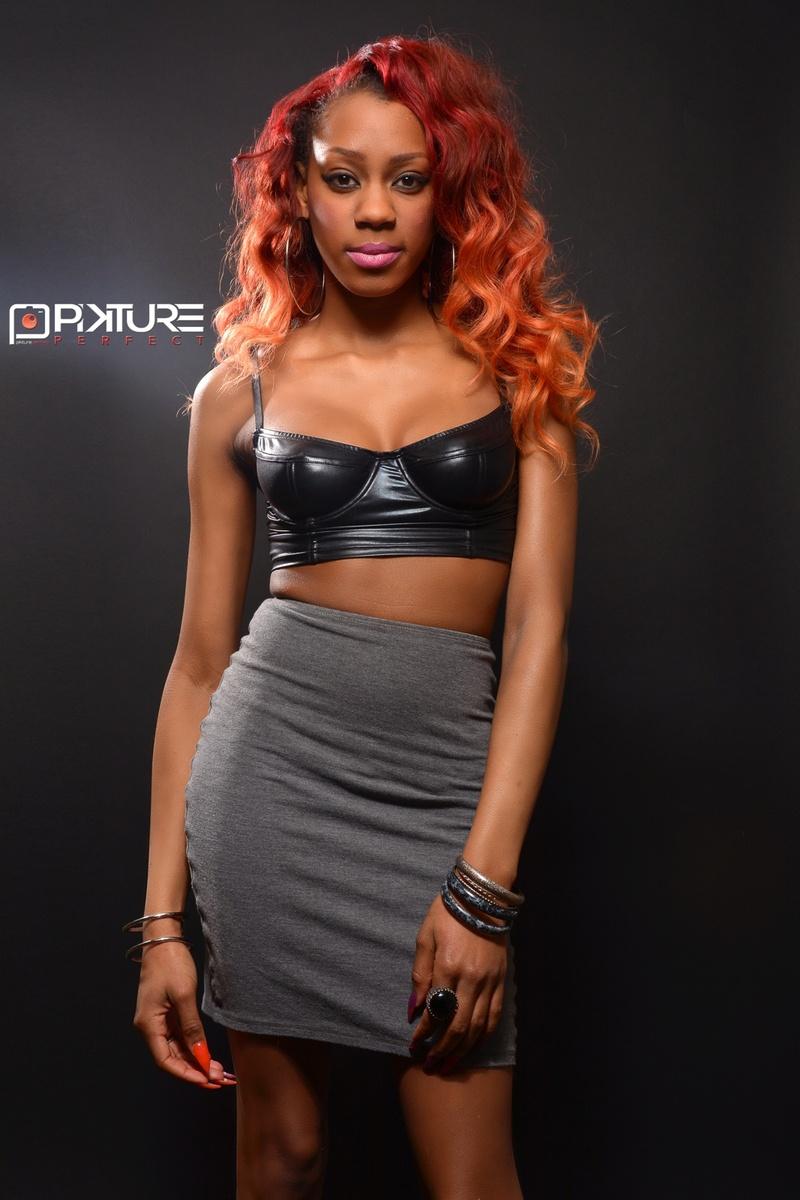 Female model photo shoot of Zaddylena