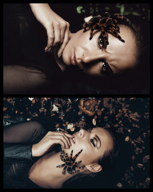 Female model photo shoot of Dorota1991, retouched by Dmitriy Nikiforov