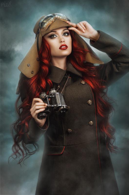 Oct 22, 2014 Photographer: Stanislav Istratov Model: Alyona MUA&Hair: Dasha Chuboskaja Style: Iva Basara Assistant: Inna Kihtenko; Retouch: Crowbloody Aviator