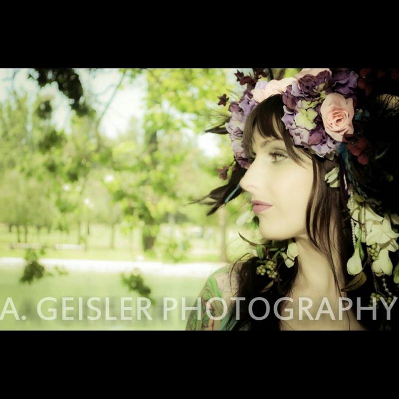 Female model photo shoot of Ivy De Luna by A Geisler Photography in Sacramento, CA
