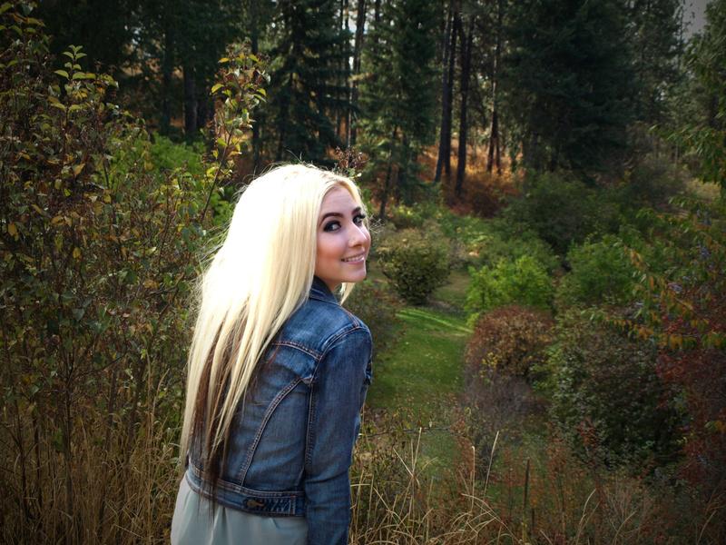 Male model photo shoot of Gary Winterholler in Manito Park - Spokane, WA