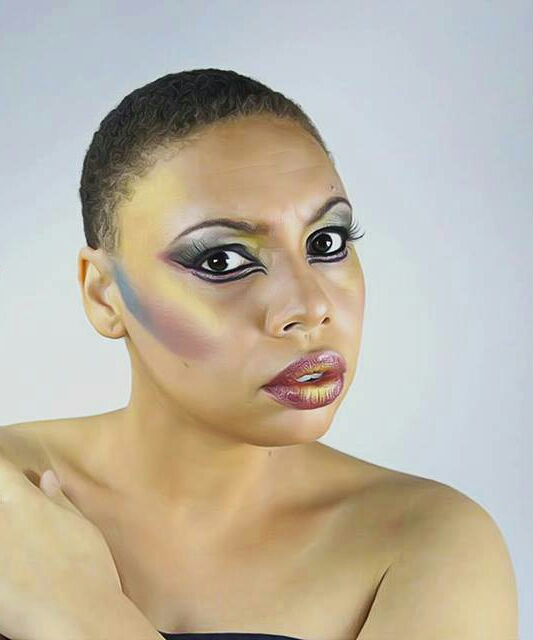 Female model photo shoot of Marsharis