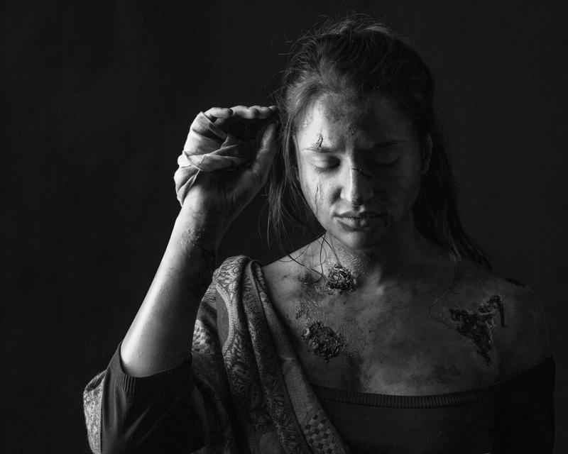 Female model photo shoot of GabrielleDungan