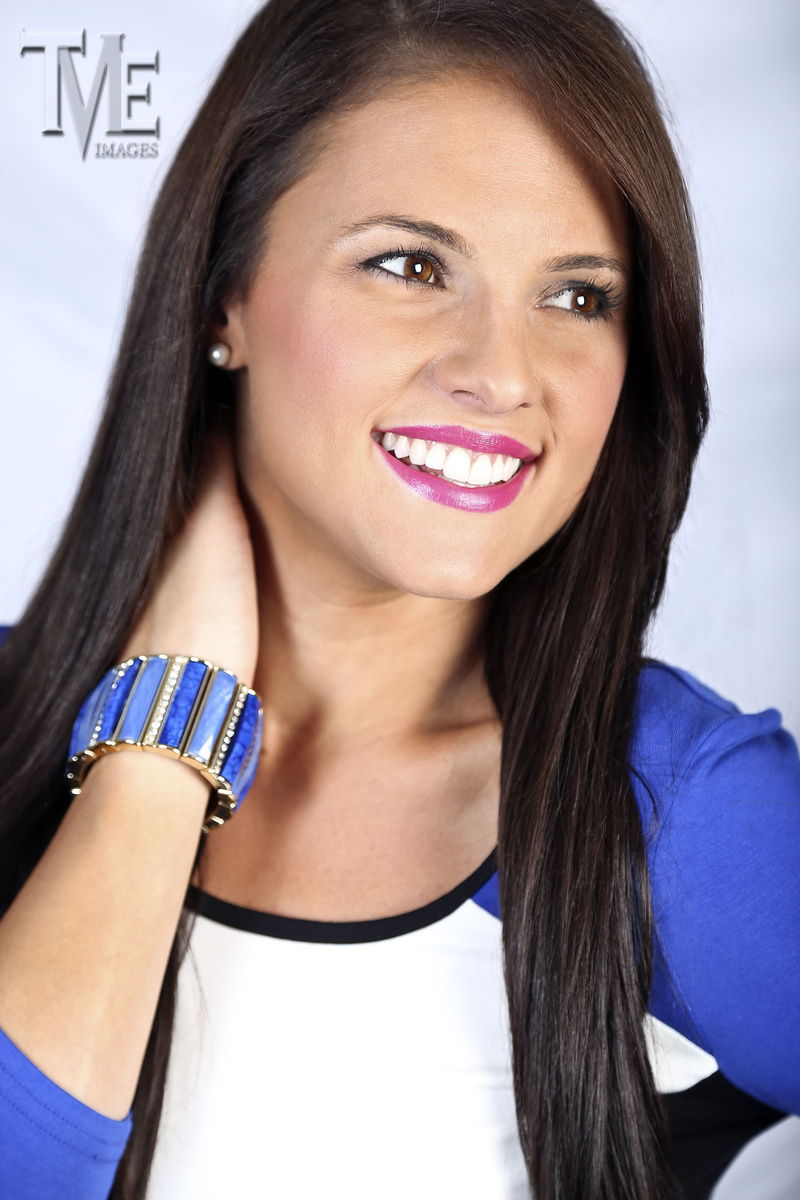 Female model photo shoot of Brittney M. by TME Images in TME Studio