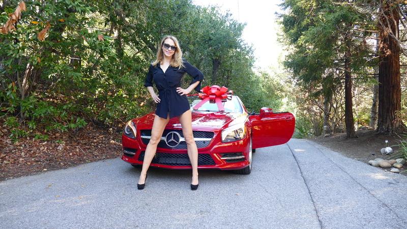 Female model photo shoot of DianaGOL in Los Altos Hills