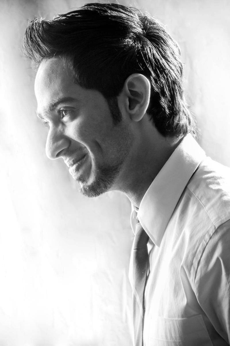 Male model photo shoot of Mohammad Almorohen