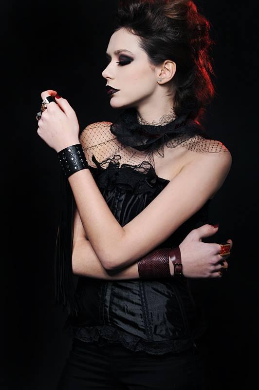 Female model photo shoot of klaudiasloma