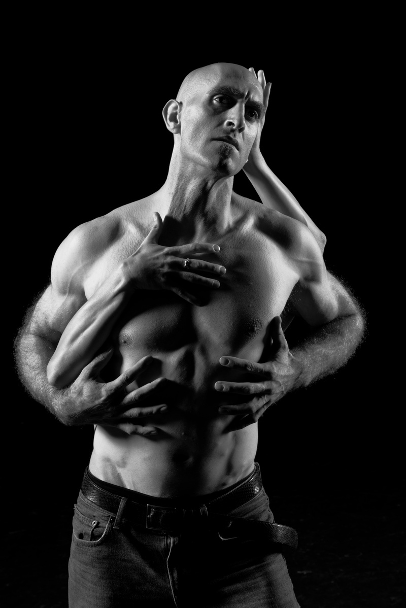 Male model photo shoot of Bill Roden in Marina CA