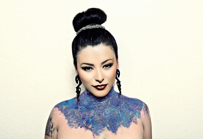 Female model photo shoot of Saterra Rene