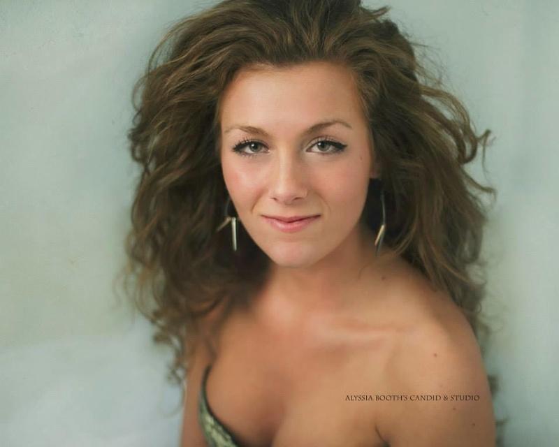 Female model photo shoot of Alyssia B Photo in Alyssia Booth's Candid & Studio, Michigan USA